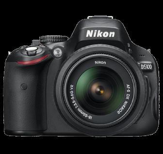 Nikon D5100 16.2MP