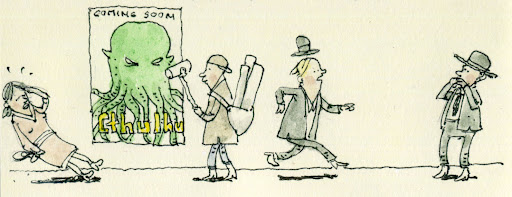 cthulhu in the old days