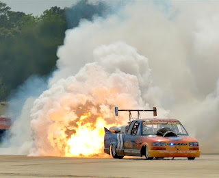 Jet Truck World's Fastest