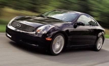 Infiniti Car Pictures