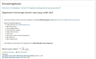 Knowledgebase daftar-domain.co.id