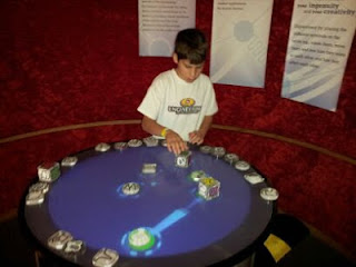 Reactable Discovery World Museum Milwaukee