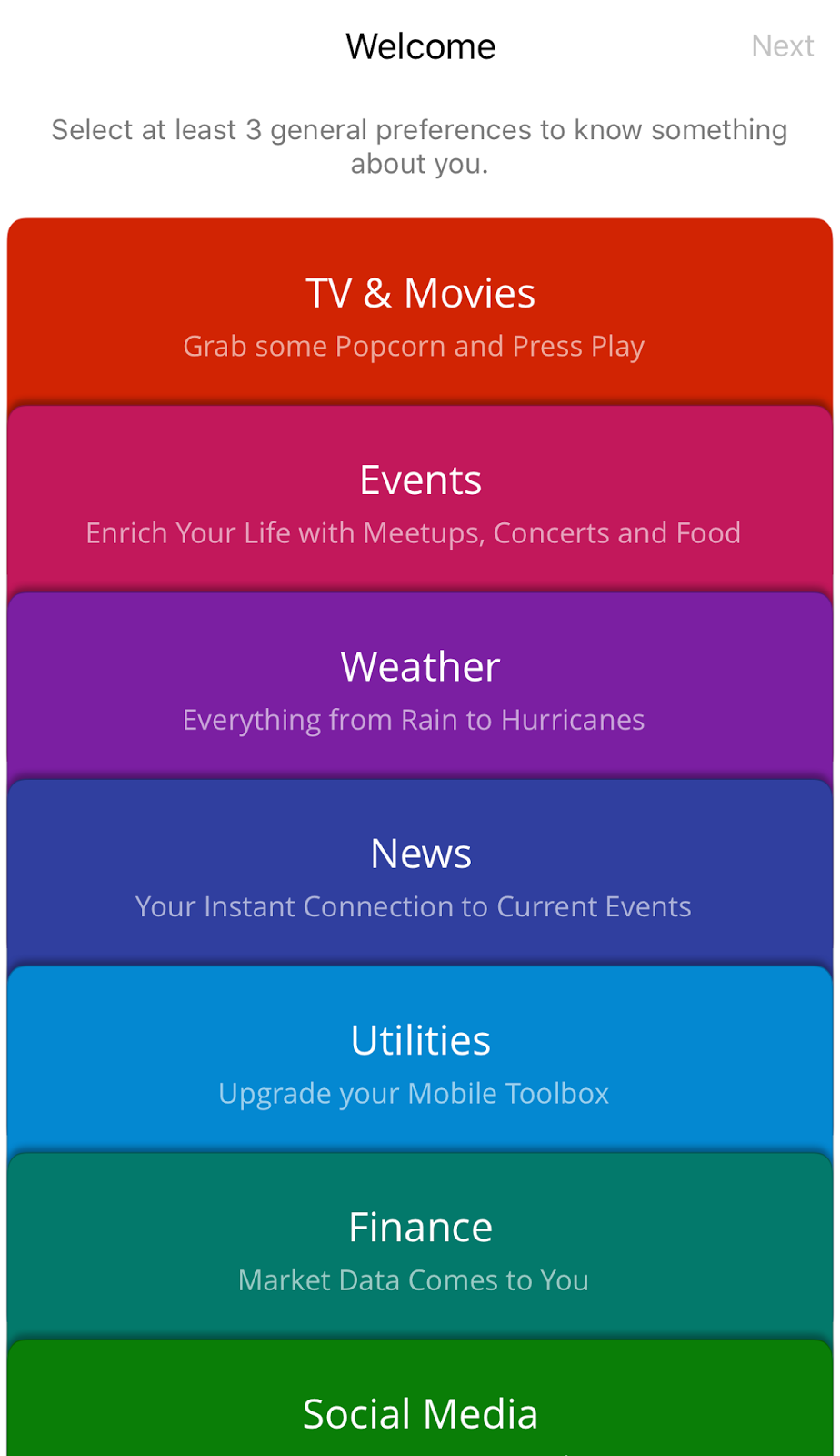 Free weather alerts android tv