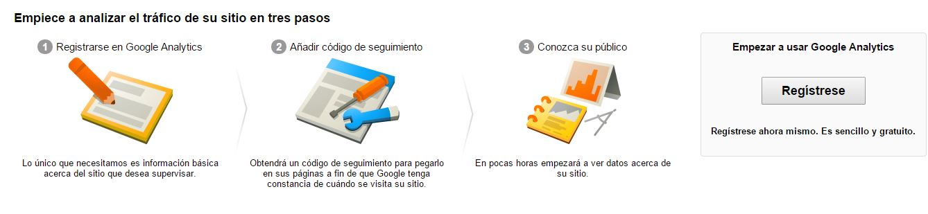Pasos de Google Analytics 2