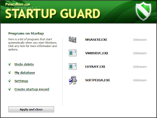 Free Download Startup Guard Pro 3.45 with Crack Full Version