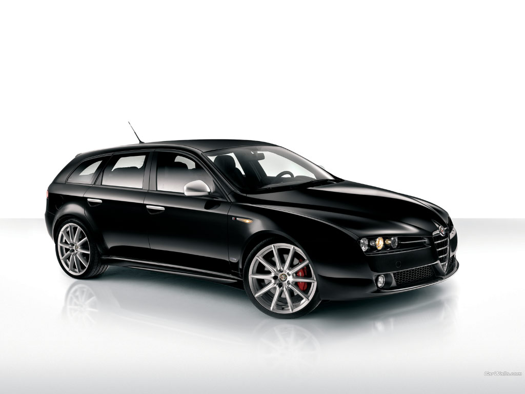 latest car wallpapers alfa romeo 159. Black Bedroom Furniture Sets. Home Design Ideas