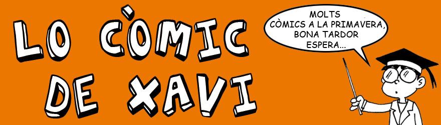 Lo còmic de Xavi Burriel