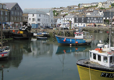 Cycle to Mevagissey