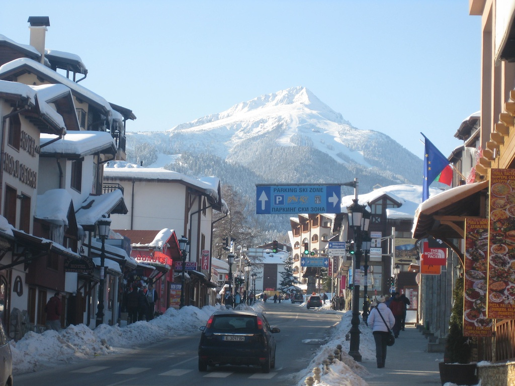 Bansko Bulgaria  city photos : The Cheung Family Adventures: Snowboarding at Bansko, Bulgaria