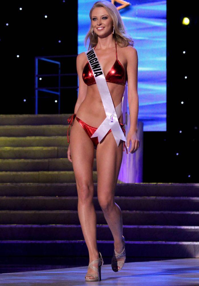 , Miss Usa 2011 Bikini Round Pics