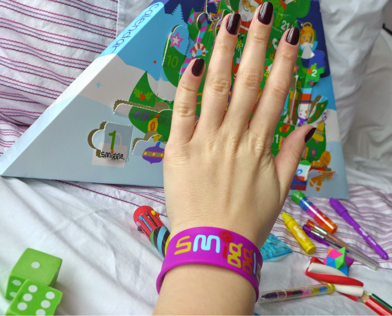 Smiggle Snap Band