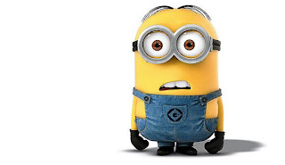 Gambar Animasi Minion Despicable Me 5