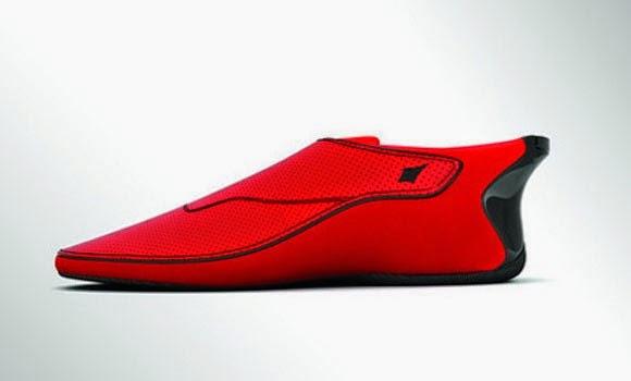 El zapato inteligente