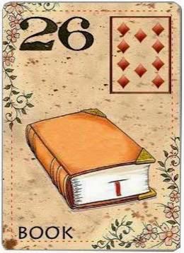 carta de lenormand 26 libro
