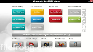 Nero 2015 Platinum v16.0.05000 Final Full Patch