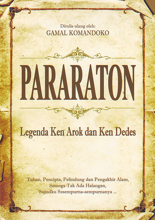 Kitab Pararaton (The Book of Kings)