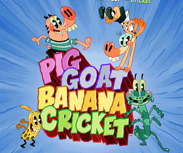 Idle Hands: Are You Ready For Nickelodeon's Pig Goat Banana Cricket?