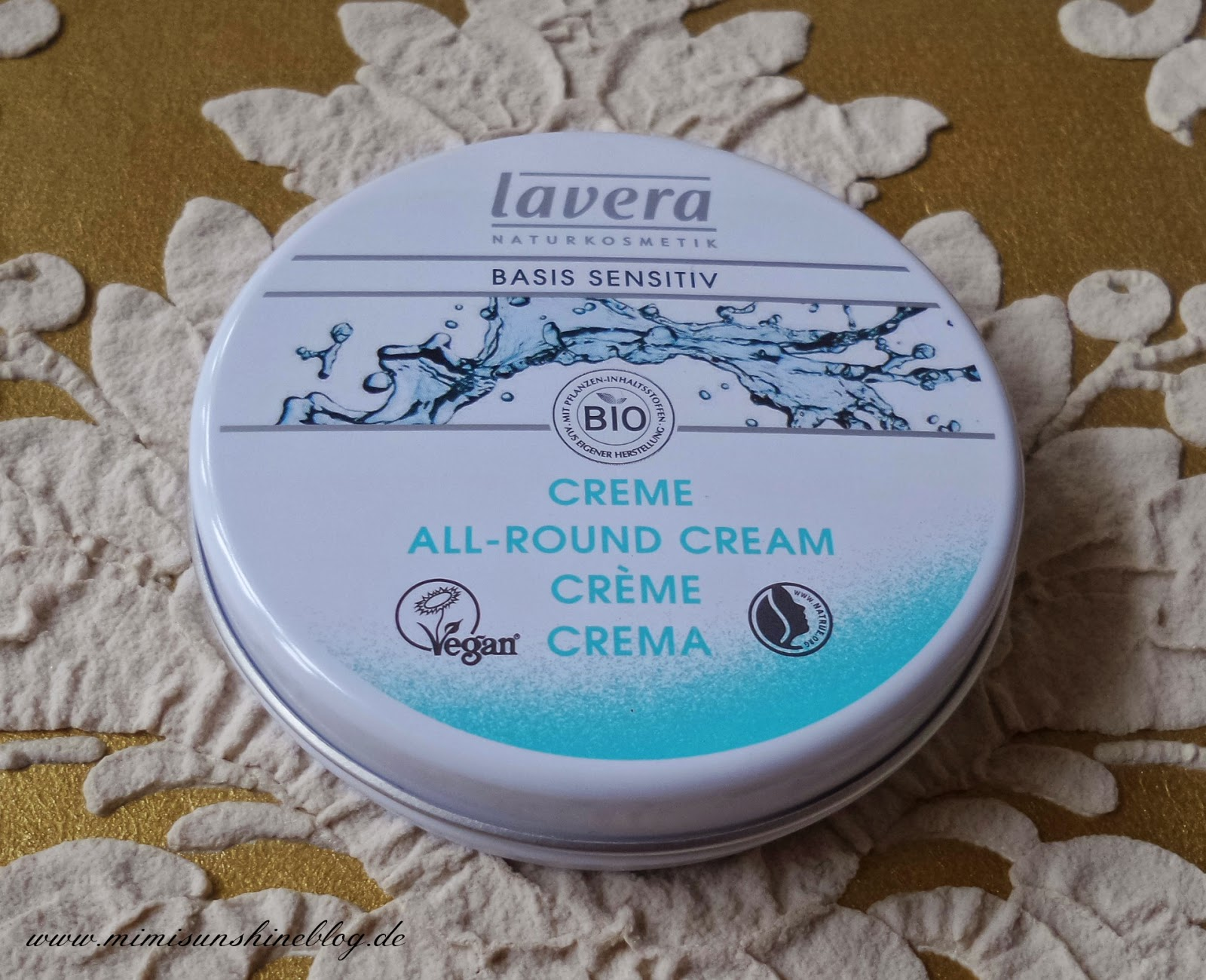 lavera Basis Sensitiv Allzweckcreme