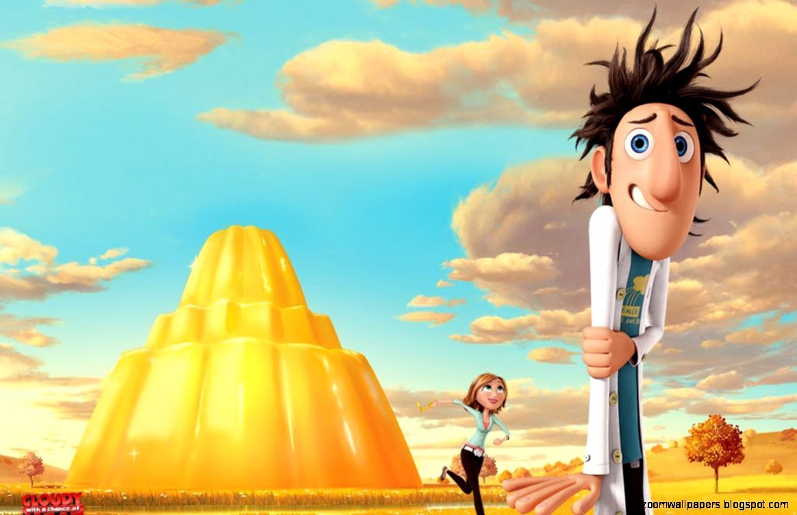 14 Cloudy With A Chance Of Meatballs HD Wallpapers  Backgrounds