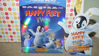 happy feet two, DVD