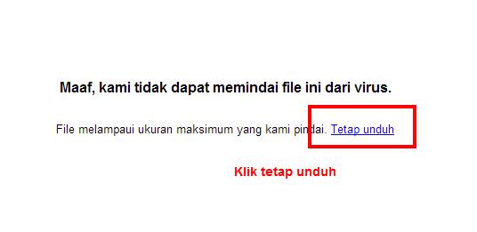 Tips Cara Download file pada Google Drive Menggunakan IDM