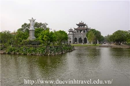 Cho thuê xe đi du lịch Phát Diệm