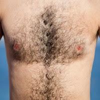 cara menumbuhkan bulu dada pria
