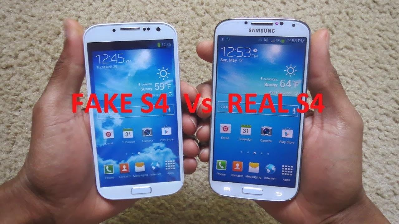 Cara Membedakan Samsung Galaxy S4 Replika SuperKing dengan S4 Original