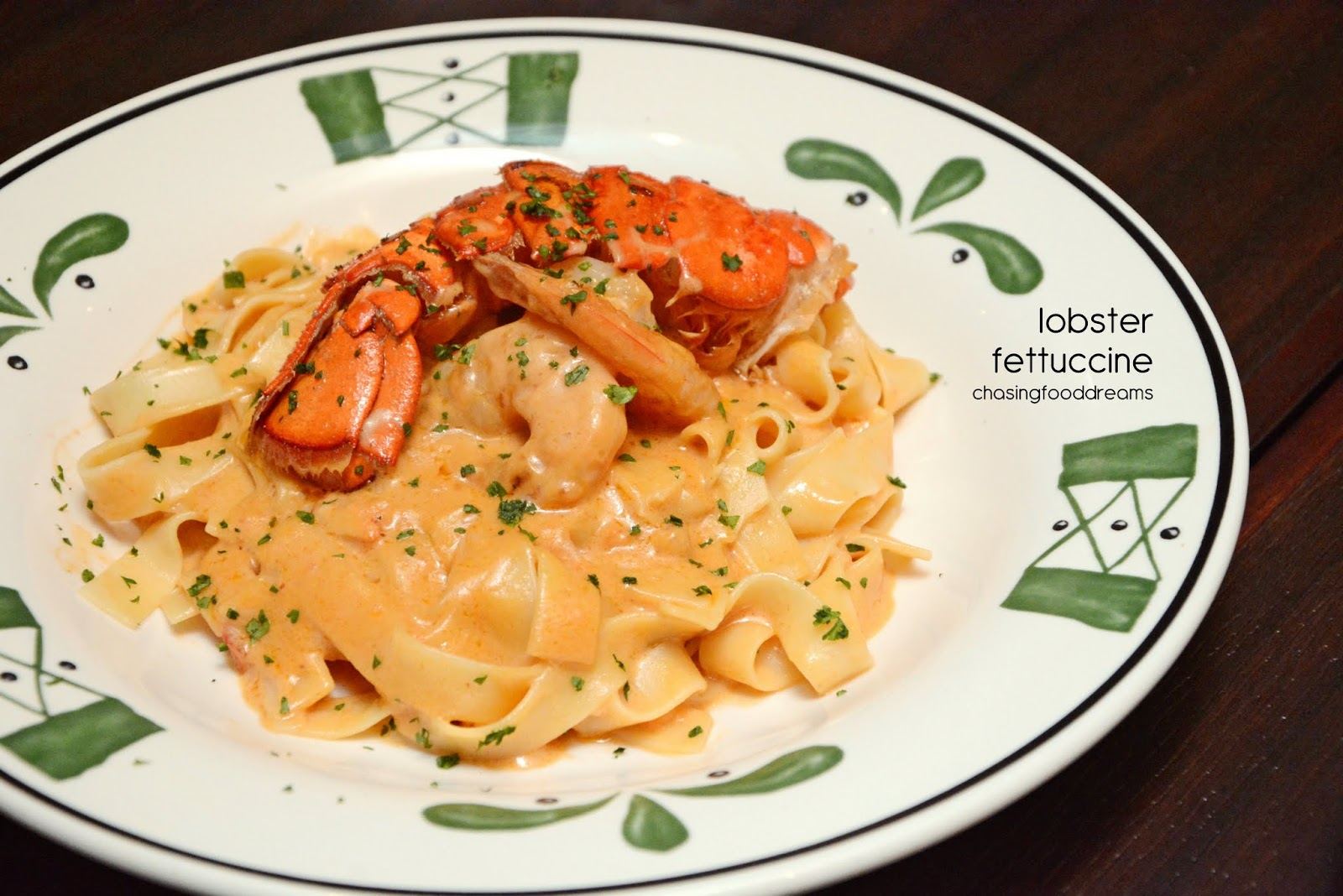 If You Are Up For A Treat Of The King Of Crustaceans, Olive Garden Has A  Scrumptious Lobster Fettuccine (RM53.90) That Seafood Lovers Will Rejoice  In ...