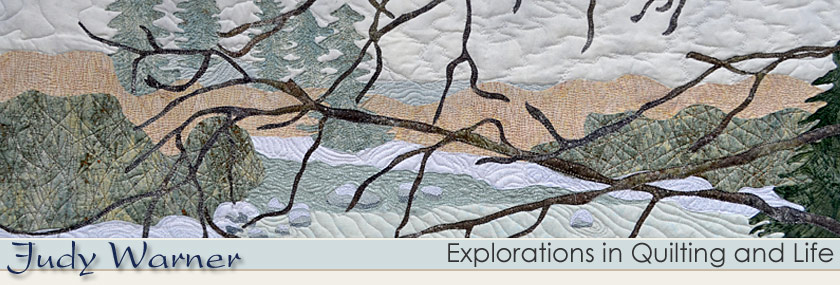 Explorations in Quilting and Life