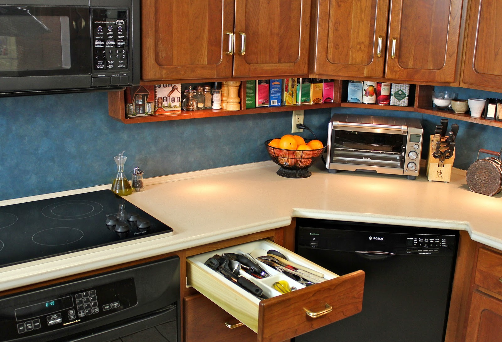 Kitchen Drawer U2022 New Idea