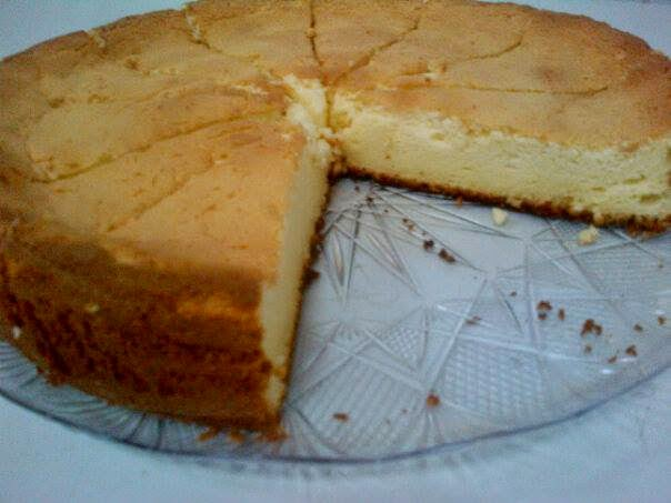 Cotton Cheese Cake Recipe
