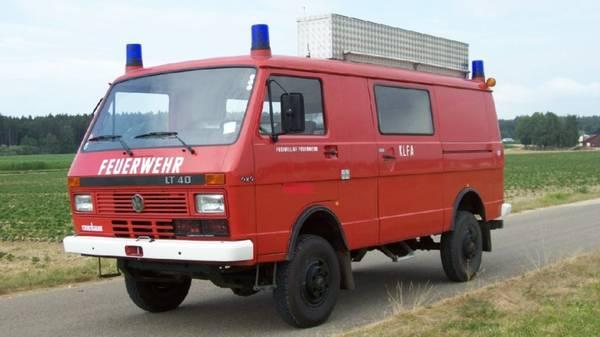 1990 Volkswagen LT Syncro