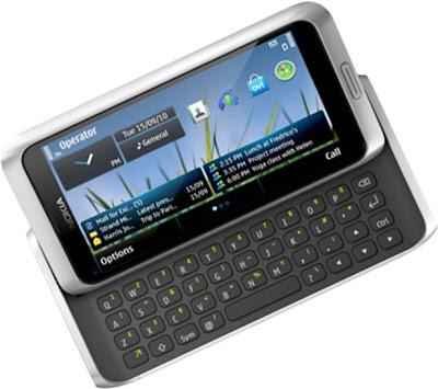 Nokia E7 Mobile Phone