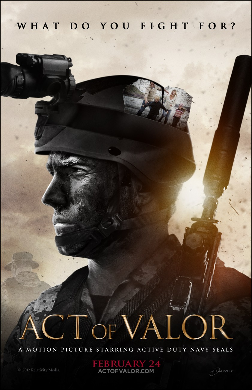 Regarder Act of Valor HD en streaming vf