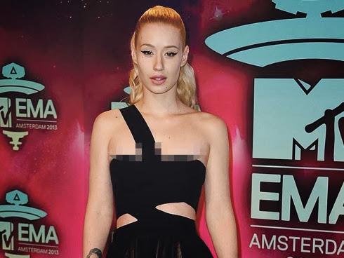 MTV EMA - Iggy Azalea - cari publisiti murah