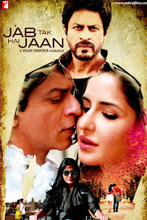 Jab Tak Hai Jaan Poem Lyrics