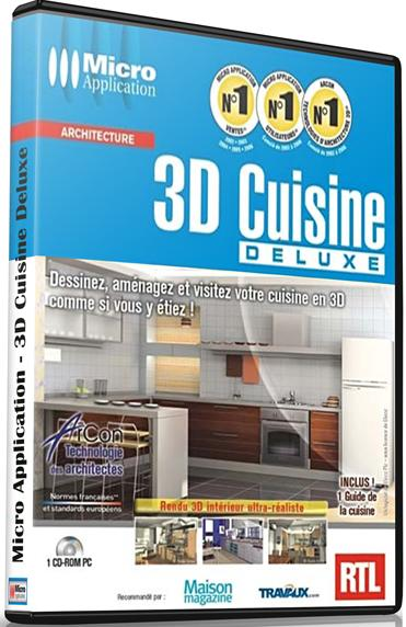 Software and windows wallpaper 3d cuisine deluxe for 3d cuisine deluxe