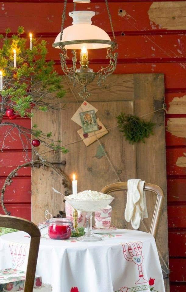 Warm & Cosy?.un natale nordico tradizionale