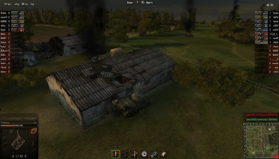 World of tanks тавктика на карте мурованка