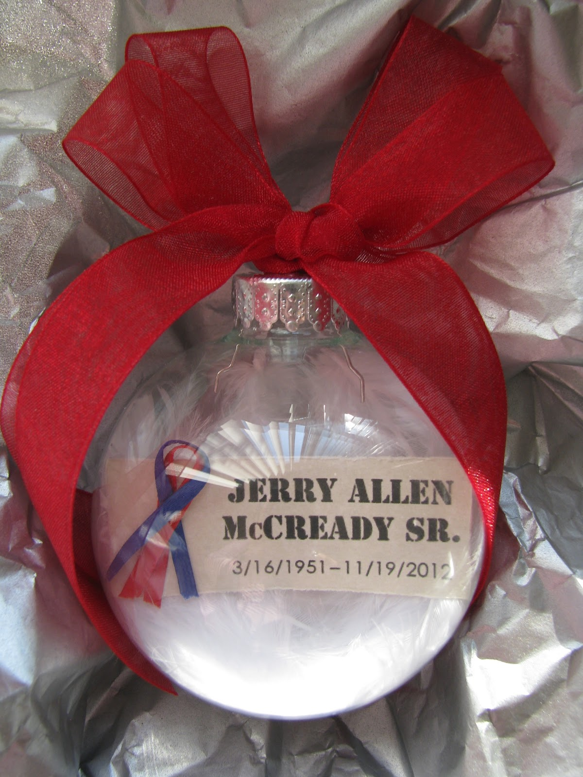 Baby loss ornaments - In Addition To Our Baby And Pregnancy Loss Memorial Ornaments We Now Offer A Patriotic Theme To Honor Our Fallen Heroes