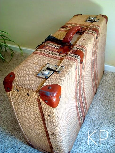 Proveedores de maletas antiguas y objetos vintage para decoración