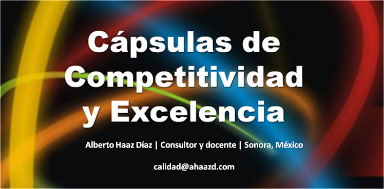 Cpsulas de Competitividad y Excelencia