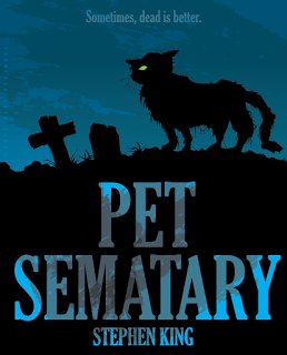 Where does Creed get the band name from - Pet Sematary book cover - Stephen King