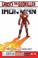 Iron Man #6 Cover