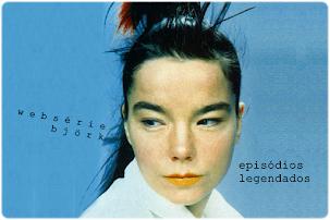 Websérie Björk: