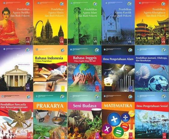Download Buku Elektronik SMP Kelas VII Kurikulum 2013 Gratis
