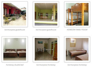 foto gallery homestay karimunjawa
