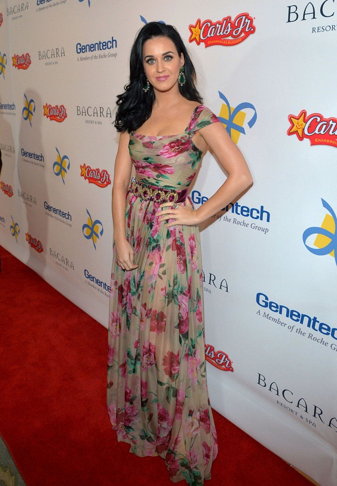 Katy Perry at Dream Foundation Celebration