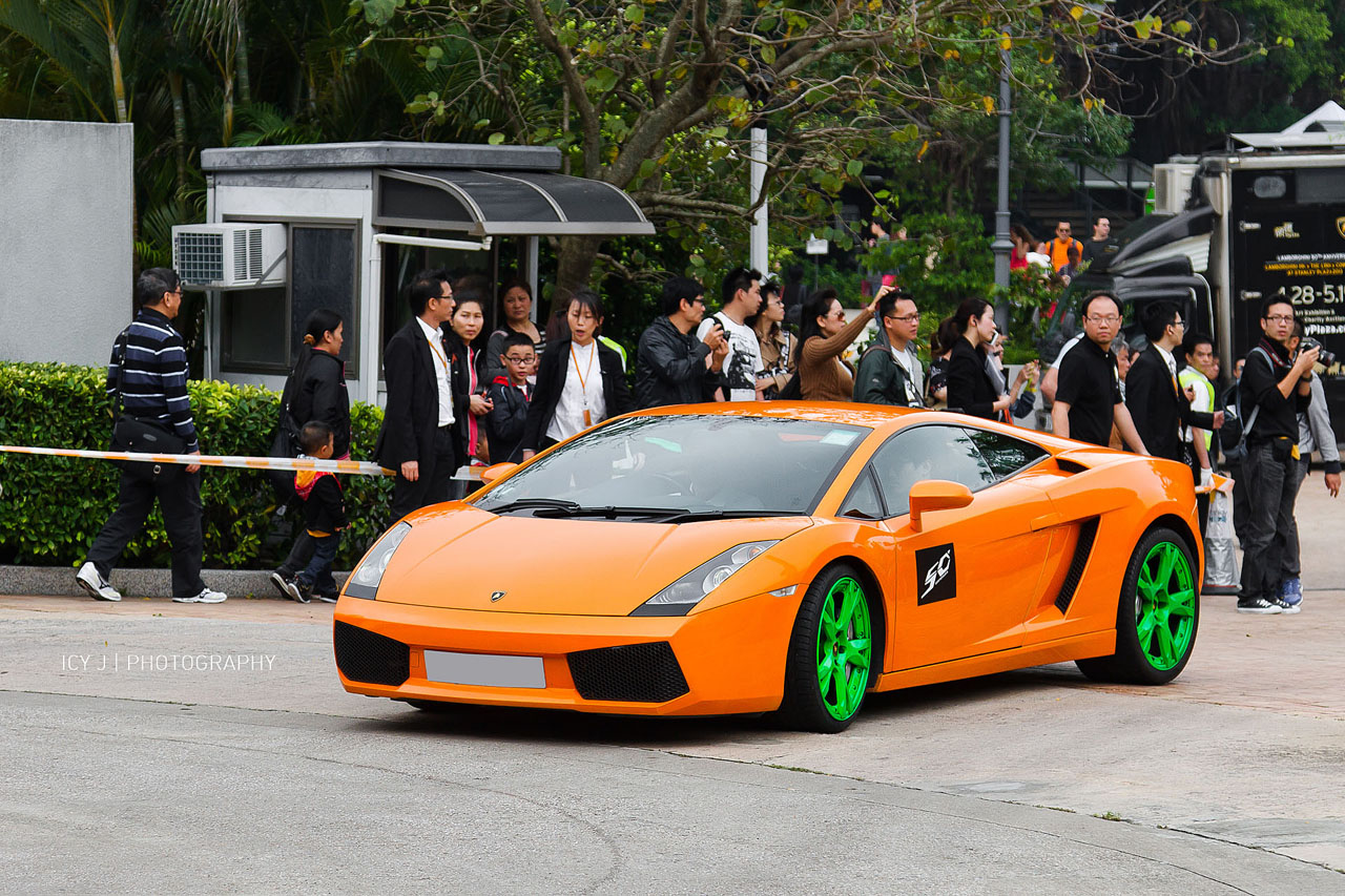 Lamborghini 50th Anniversary Hong Kong Gathering Had Some Special Bulls
